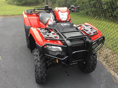 2021 Honda FourTrax Foreman Rubicon 4x4 Automatic DCT in Hudson, Florida - Photo 6
