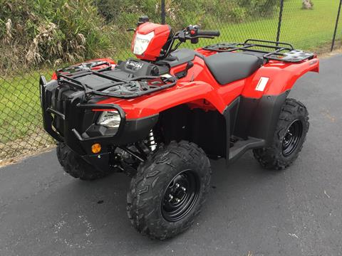 2021 Honda FourTrax Foreman Rubicon 4x4 Automatic DCT in Hudson, Florida - Photo 8