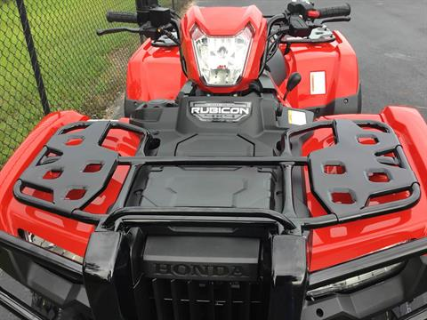 2021 Honda FourTrax Foreman Rubicon 4x4 Automatic DCT in Hudson, Florida - Photo 15