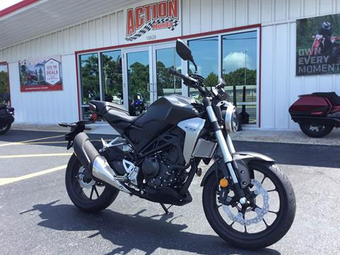 2019 Honda CB300R ABS in Hudson, Florida