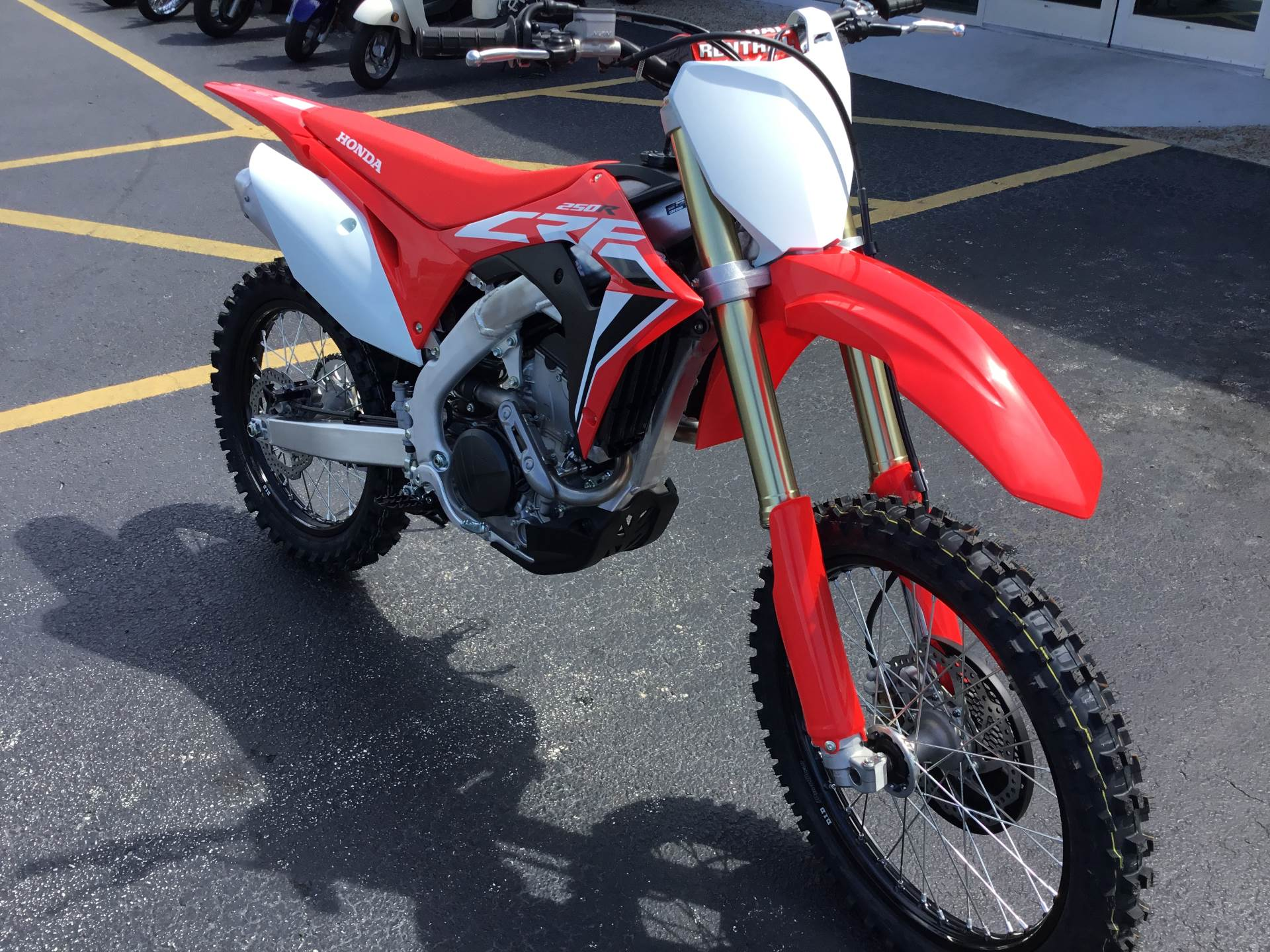 2020 Honda CRF250R in Hudson, Florida - Photo 2