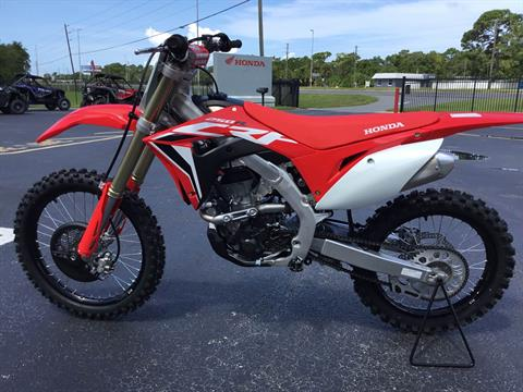 2020 Honda CRF250R in Hudson, Florida - Photo 7