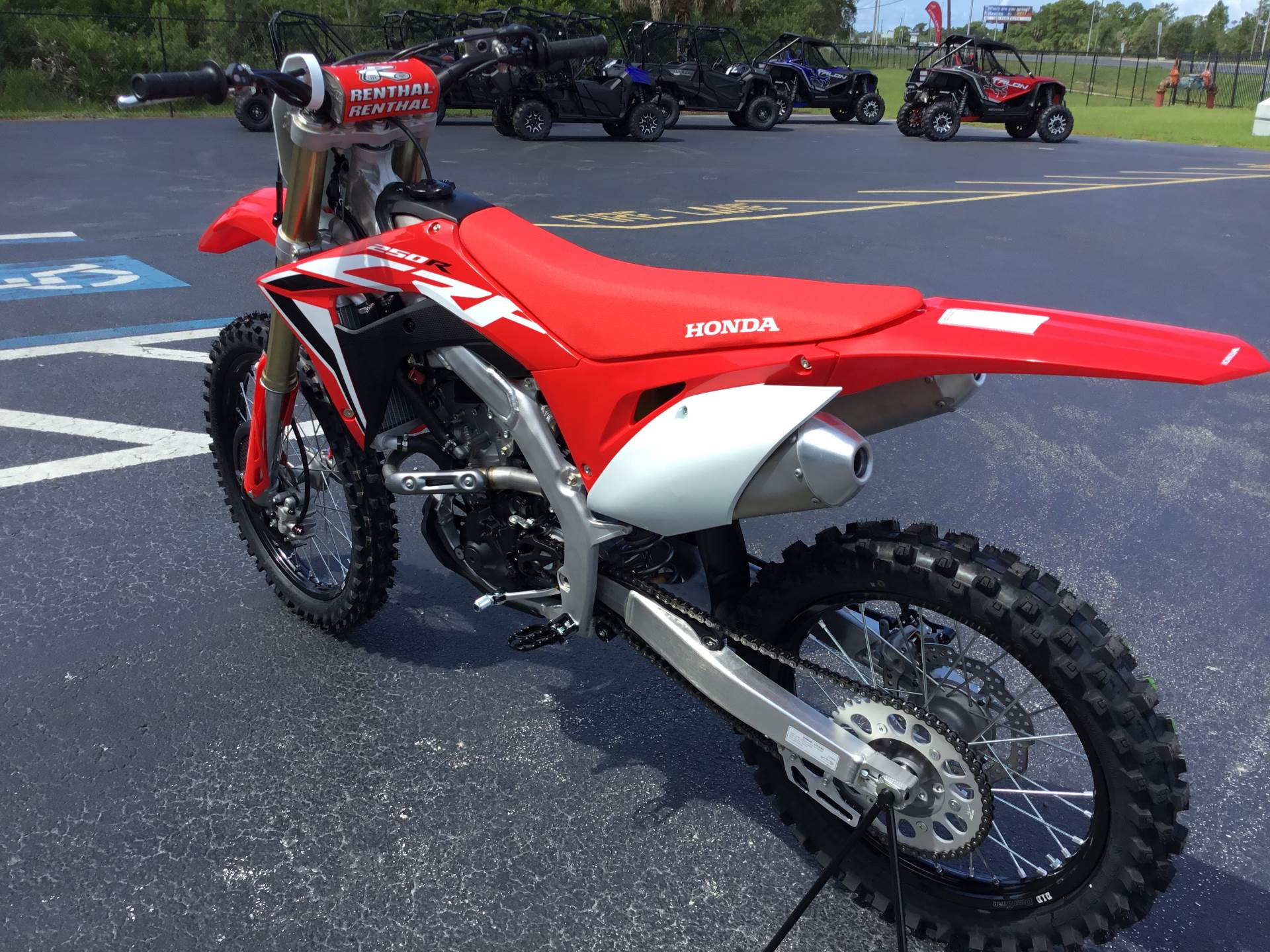 2020 Honda CRF250R in Hudson, Florida - Photo 8