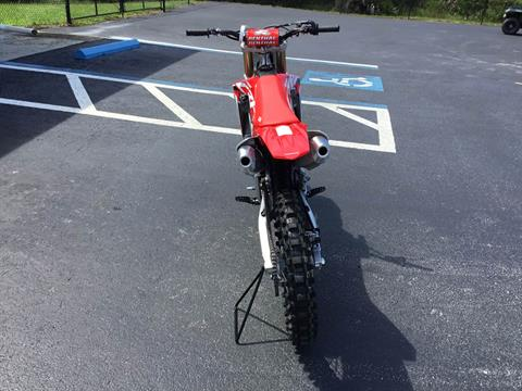 2020 Honda CRF250R in Hudson, Florida - Photo 9