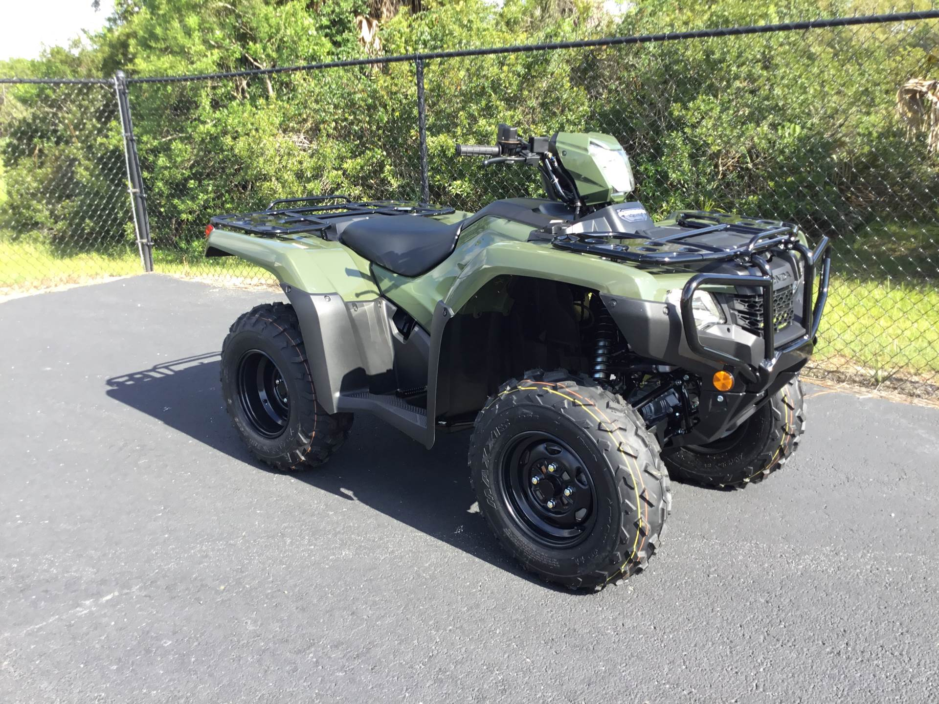 2021 Honda FourTrax Foreman 4x4 in Hudson, Florida - Photo 2