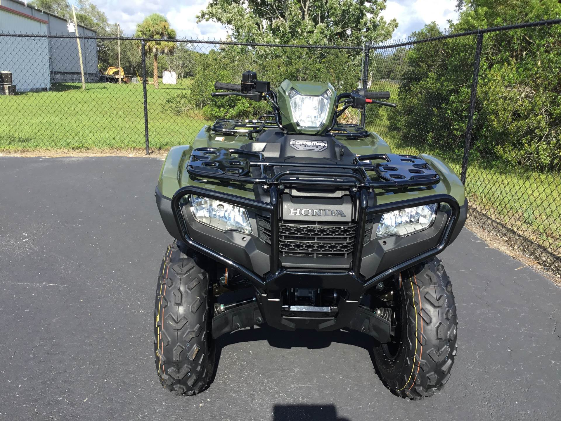 2021 Honda FourTrax Foreman 4x4 in Hudson, Florida - Photo 5