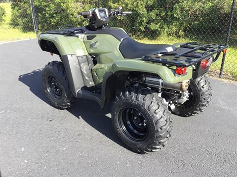 2021 Honda FourTrax Foreman 4x4 in Hudson, Florida - Photo 8