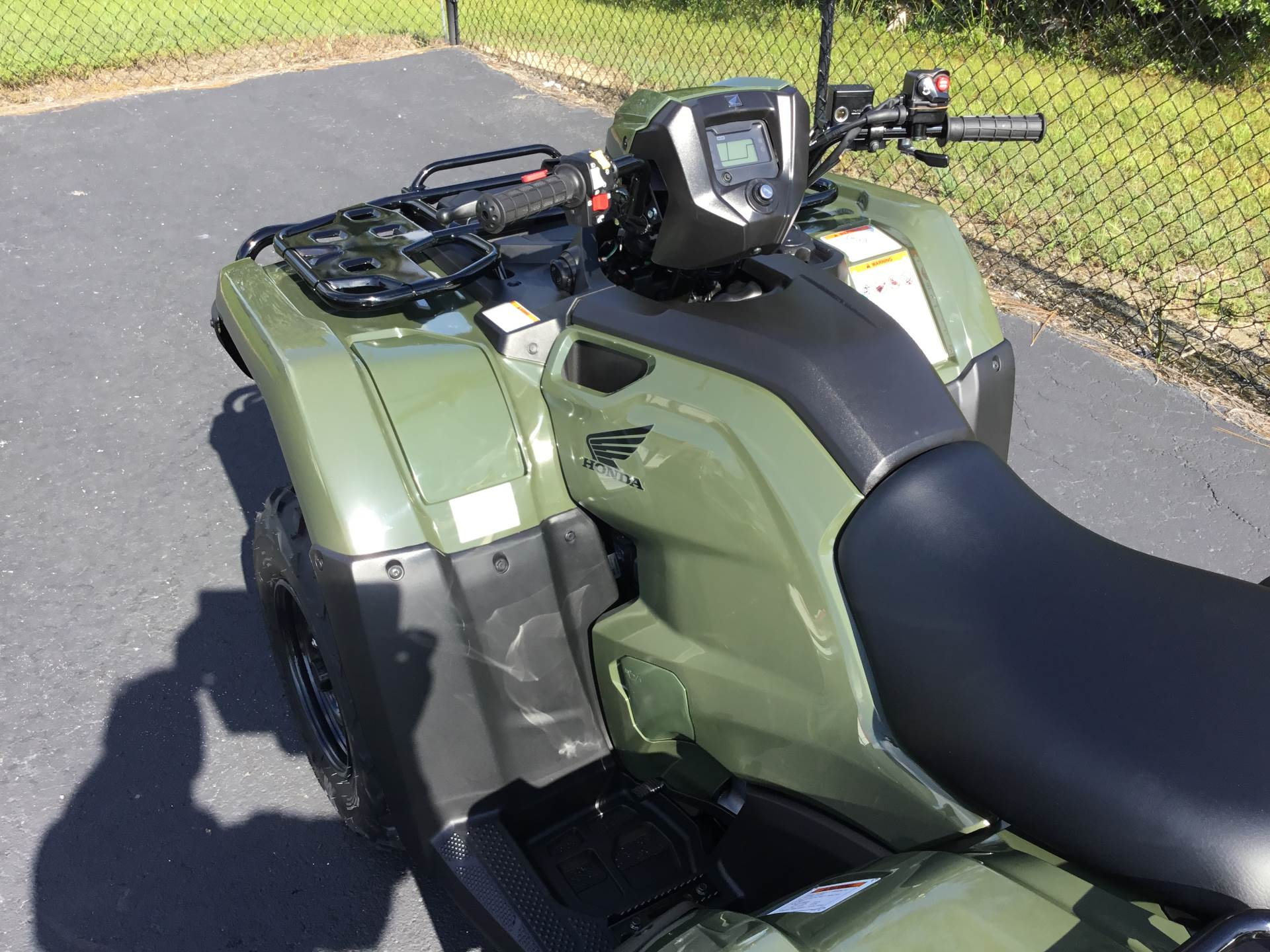 2021 Honda FourTrax Foreman 4x4 in Hudson, Florida - Photo 10