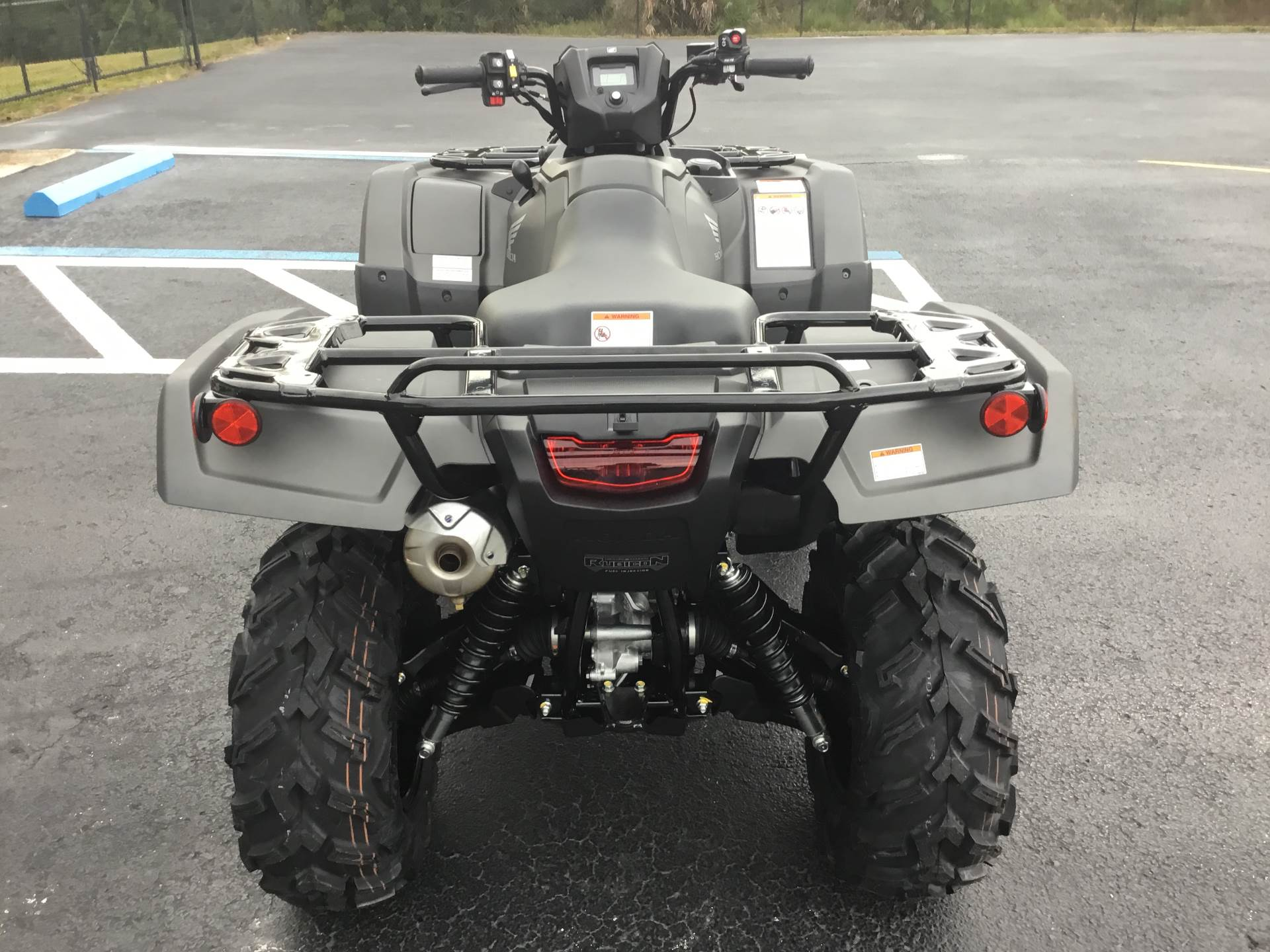 2019 Honda FourTrax Foreman Rubicon 4x4 Automatic DCT EPS Deluxe in Hudson, Florida