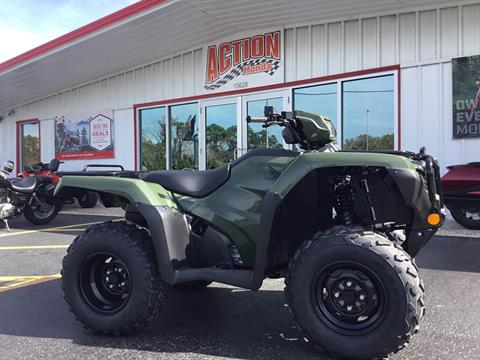 2019 Honda FourTrax Foreman 4x4 in Hudson, Florida - Photo 1