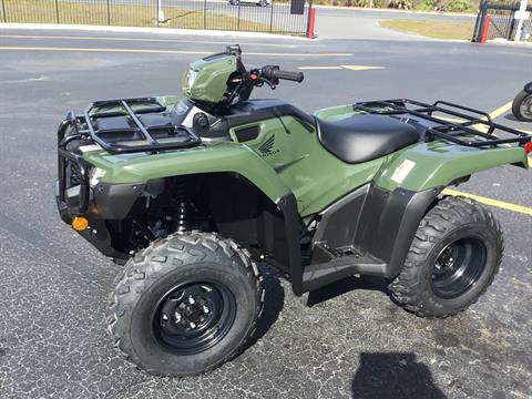 2019 Honda FourTrax Foreman 4x4 in Hudson, Florida - Photo 2