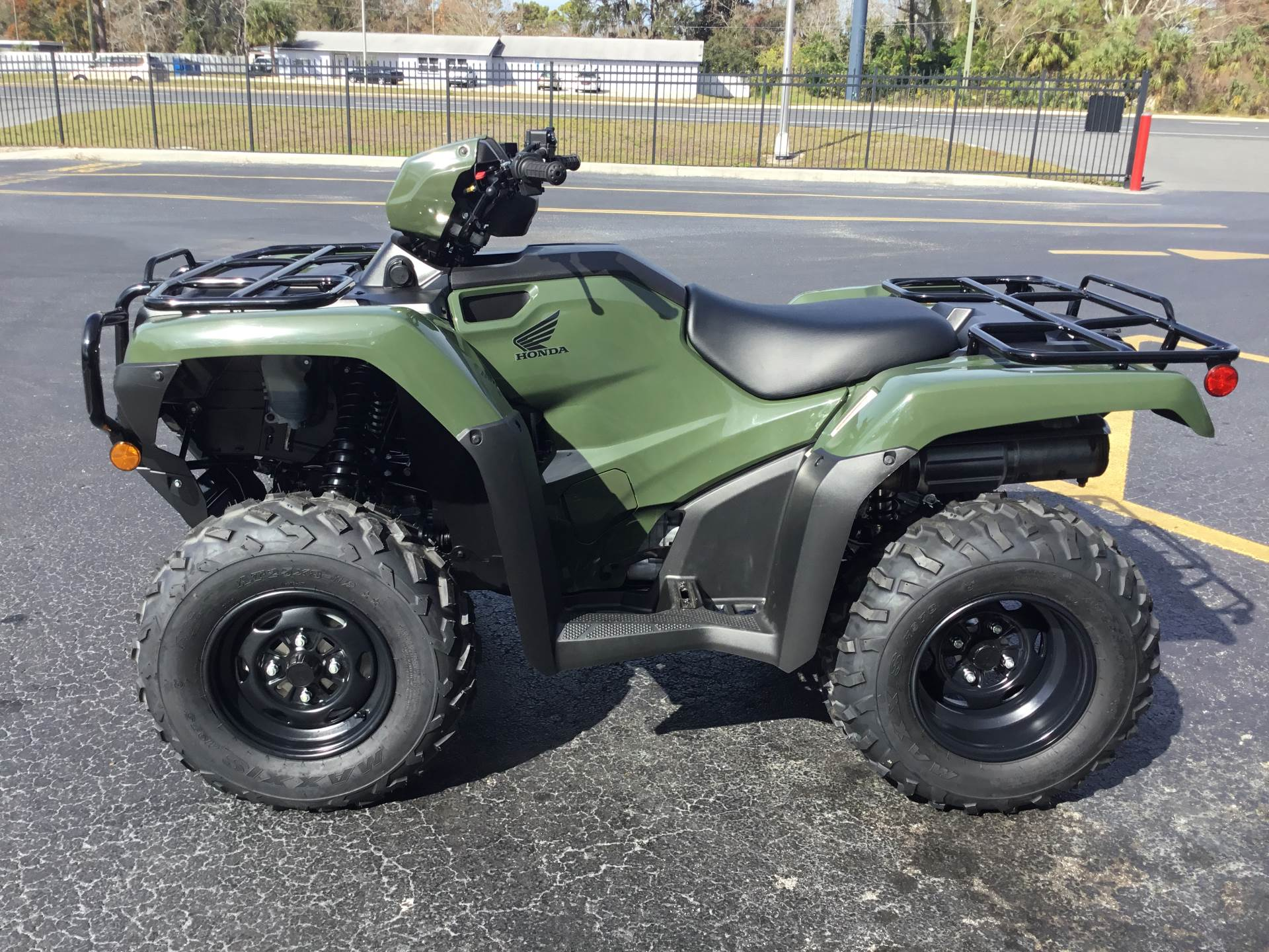2019 Honda FourTrax Foreman 4x4 in Hudson, Florida - Photo 3
