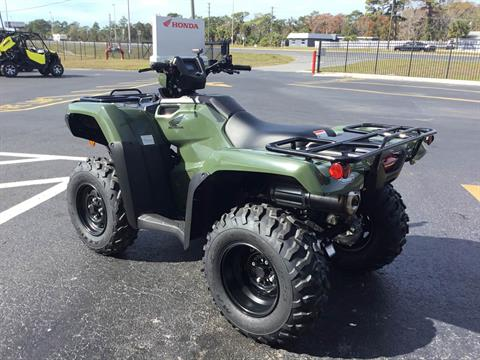 2019 Honda FourTrax Foreman 4x4 in Hudson, Florida - Photo 4