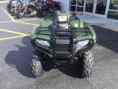 2019 Honda FourTrax Foreman 4x4 in Hudson, Florida - Photo 5