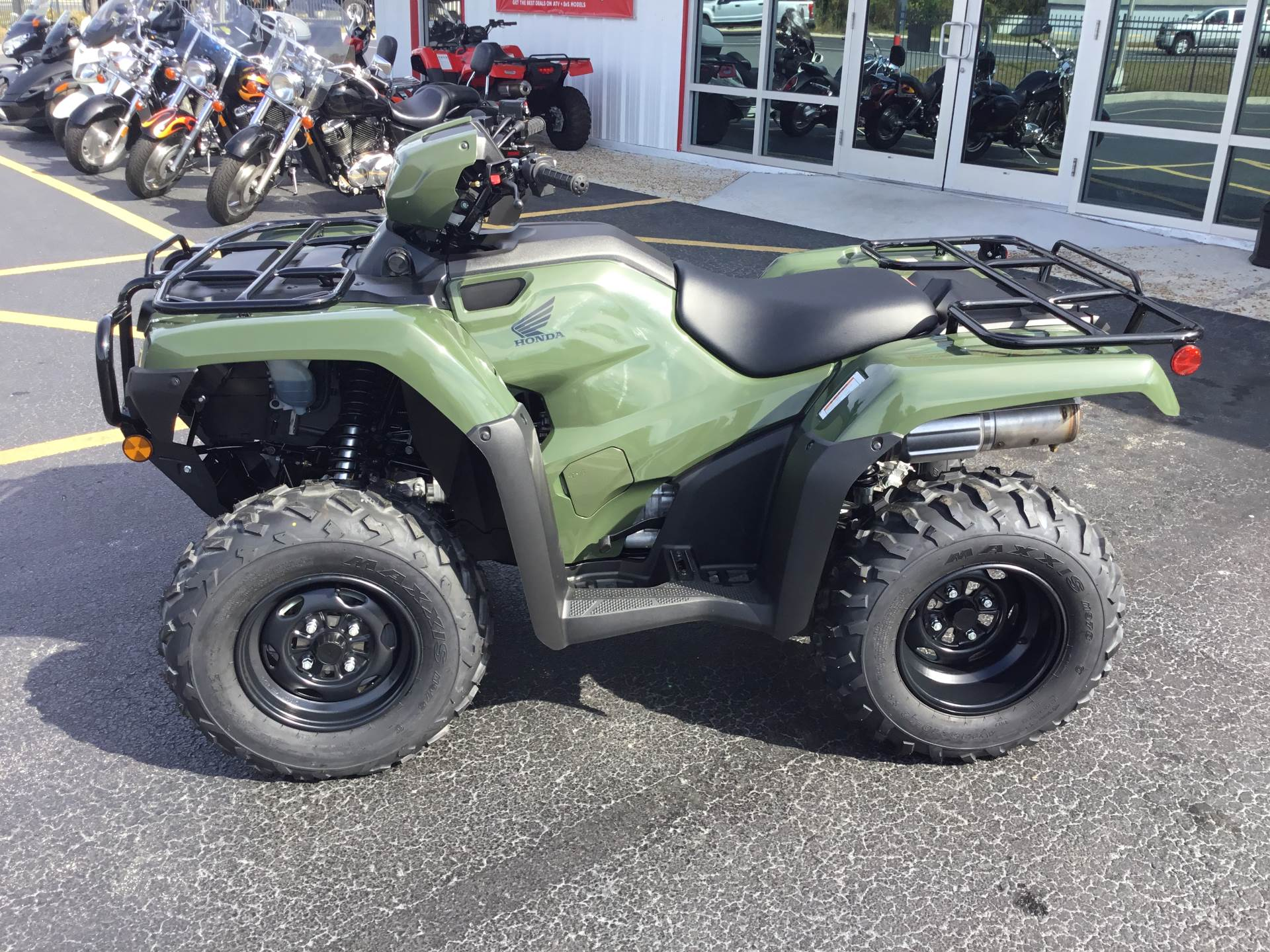 2019 Honda FourTrax Foreman 4x4 in Hudson, Florida - Photo 7