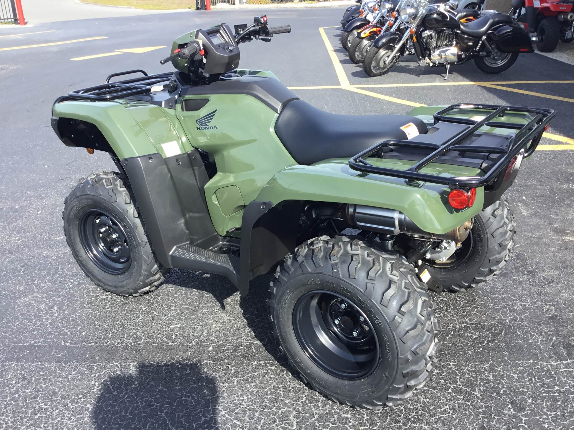 2019 Honda FourTrax Foreman 4x4 in Hudson, Florida - Photo 8