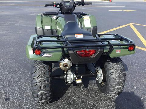 2019 Honda FourTrax Foreman 4x4 in Hudson, Florida - Photo 10