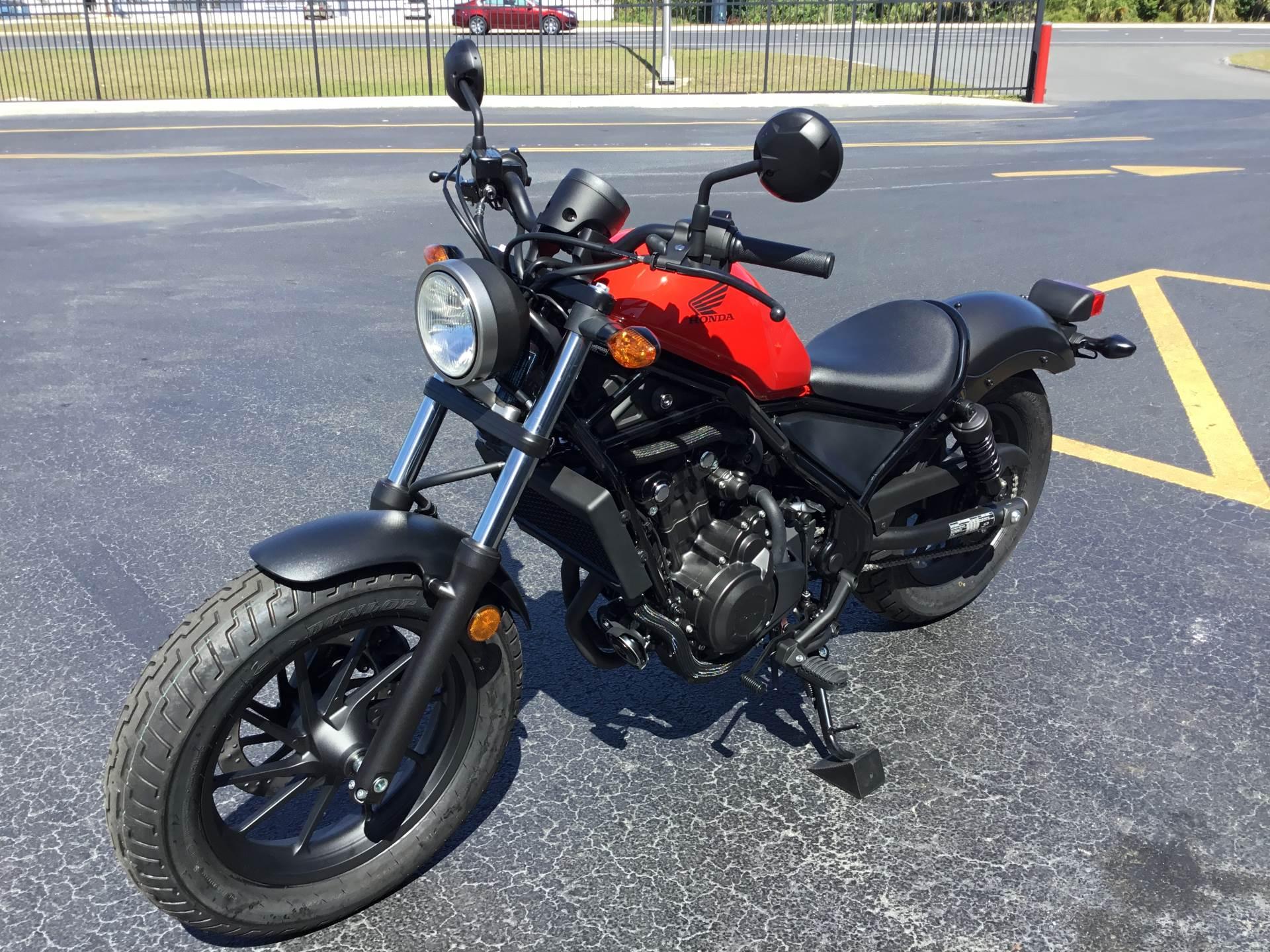New 2018 honda rebel 500 motorcycles in hudson fl for Action honda hudson fl