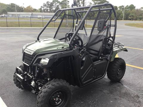 2018 Honda Pioneer 500 in Hudson, Florida - Photo 5