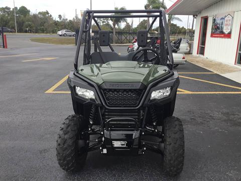2018 Honda Pioneer 500 in Hudson, Florida - Photo 8