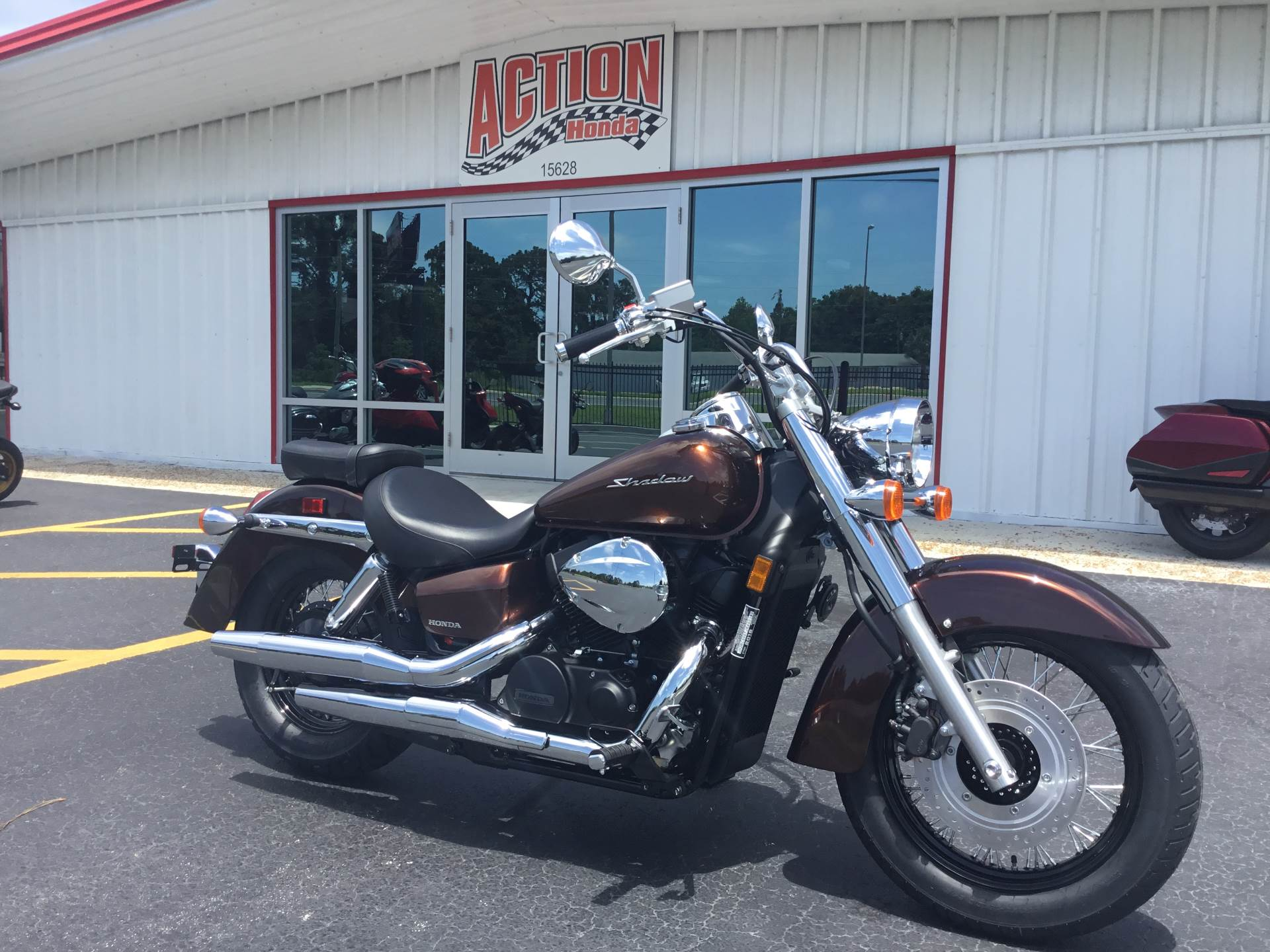 2018 Honda Shadow Aero 750 in Hudson, Florida