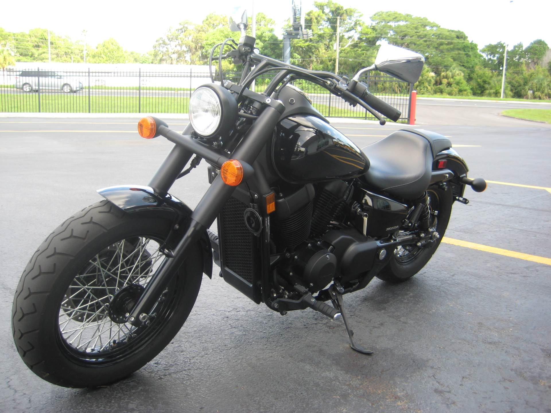 2016 Honda Shadow Phantom in Hudson, Florida