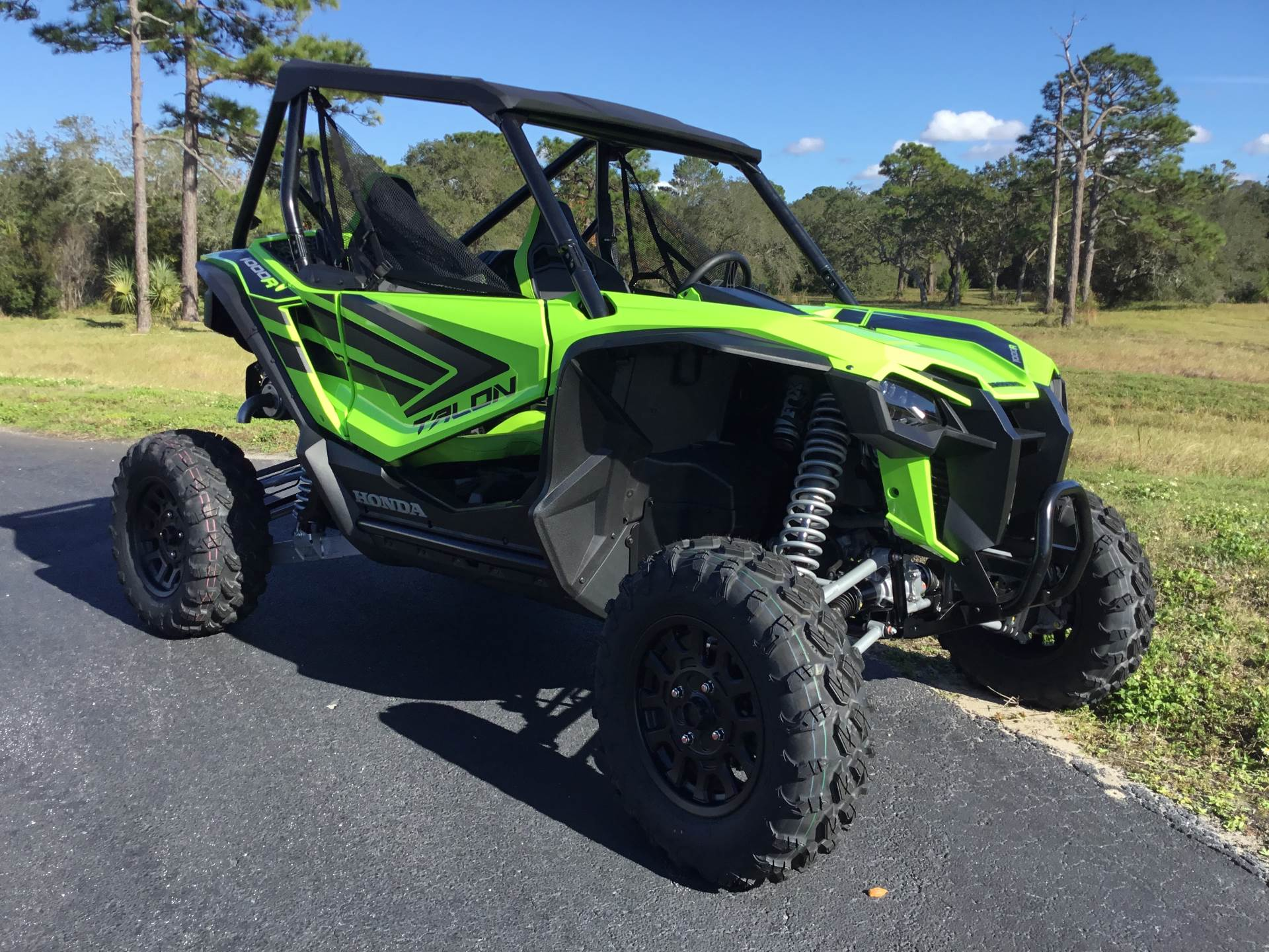 2020 Honda Talon 1000R in Hudson, Florida - Photo 2