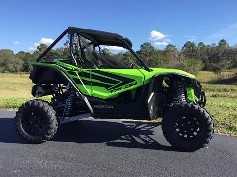 2020 Honda Talon 1000R in Hudson, Florida - Photo 3