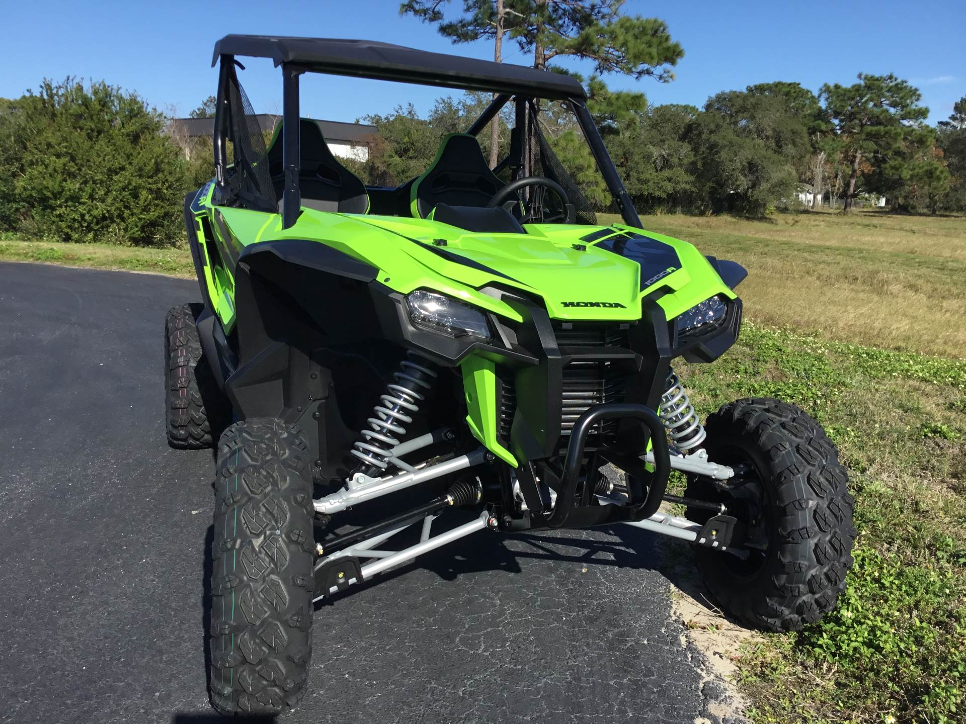 2020 Honda Talon 1000R in Hudson, Florida - Photo 6