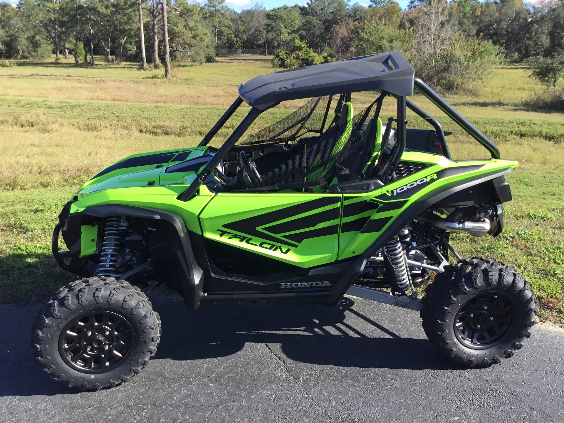 2020 Honda Talon 1000R in Hudson, Florida - Photo 8