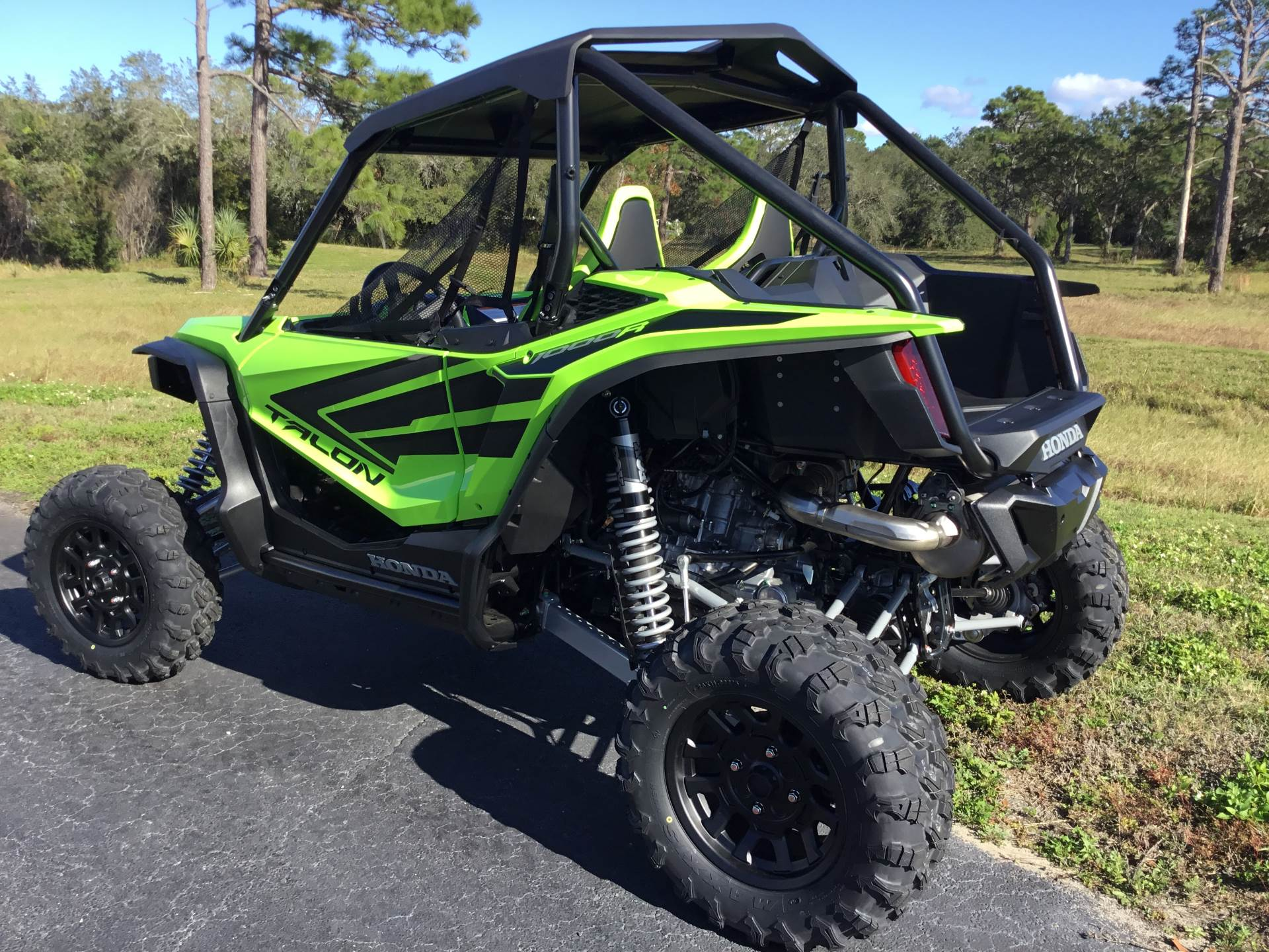 2020 Honda Talon 1000R in Hudson, Florida - Photo 9
