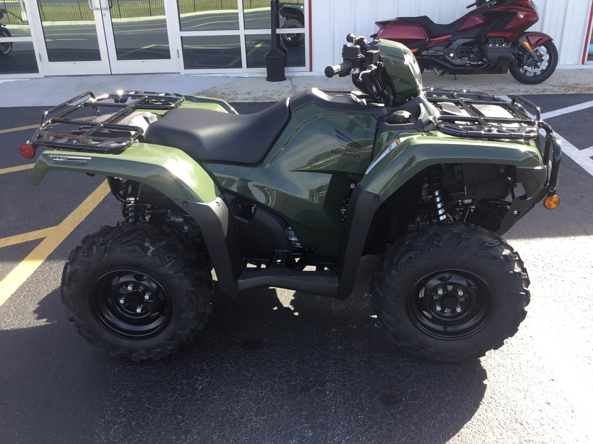 2019 Honda FourTrax Foreman Rubicon 4x4 EPS in Hudson, Florida - Photo 3