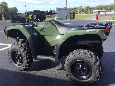 2019 Honda FourTrax Foreman Rubicon 4x4 EPS in Hudson, Florida - Photo 6