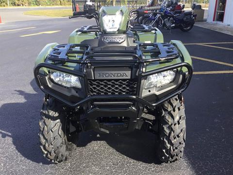 2019 Honda FourTrax Foreman Rubicon 4x4 EPS in Hudson, Florida - Photo 8