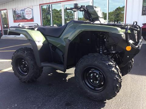 2019 Honda FourTrax Foreman Rubicon 4x4 EPS in Hudson, Florida - Photo 11