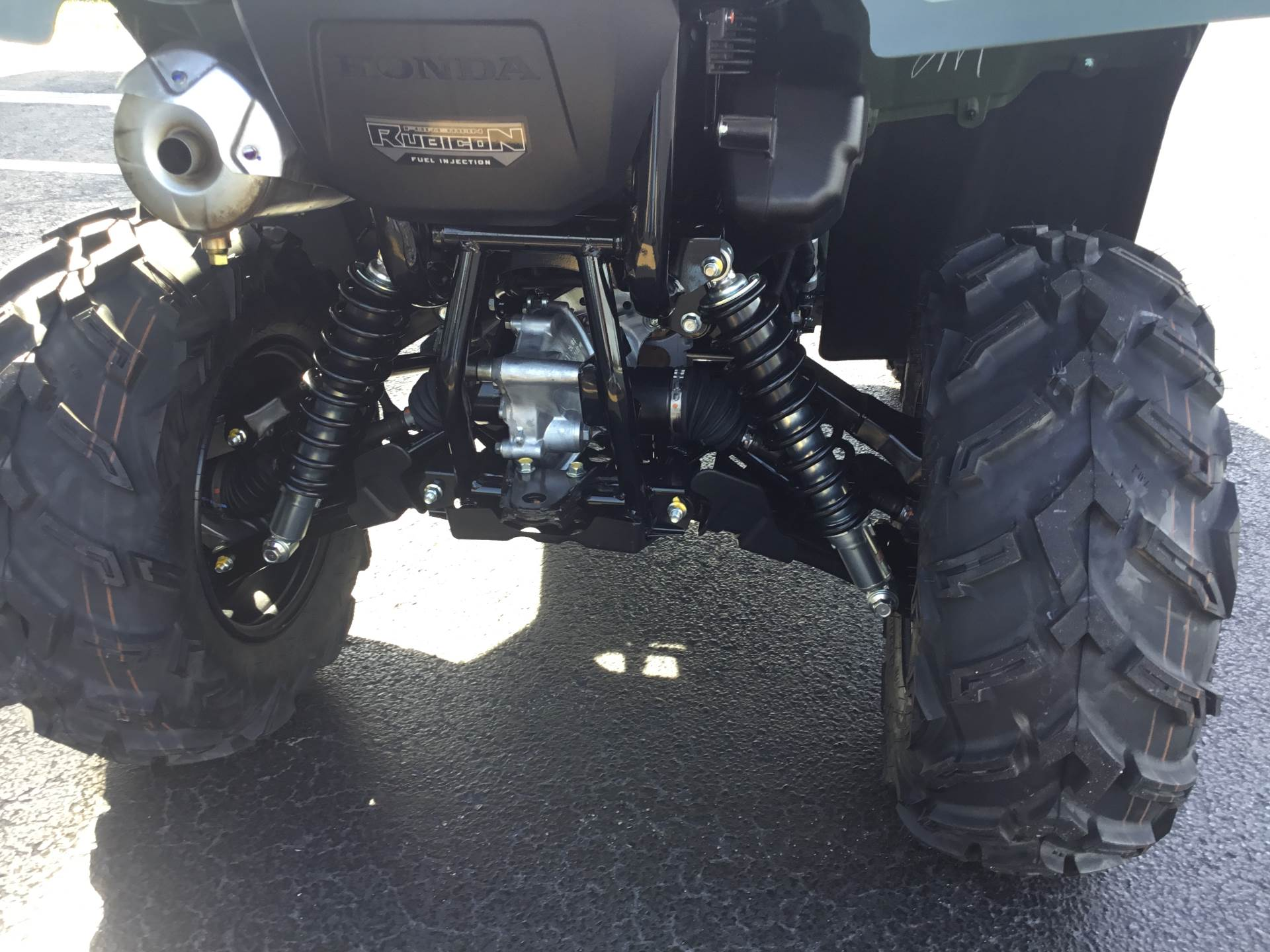 2019 Honda FourTrax Foreman Rubicon 4x4 EPS in Hudson, Florida - Photo 13