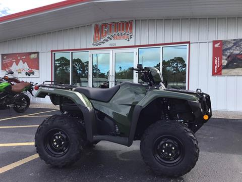 2020 Honda FourTrax Foreman Rubicon 4x4 Automatic DCT EPS in Hudson, Florida - Photo 1
