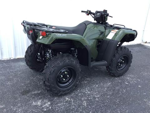 2020 Honda FourTrax Foreman Rubicon 4x4 Automatic DCT EPS in Hudson, Florida - Photo 3