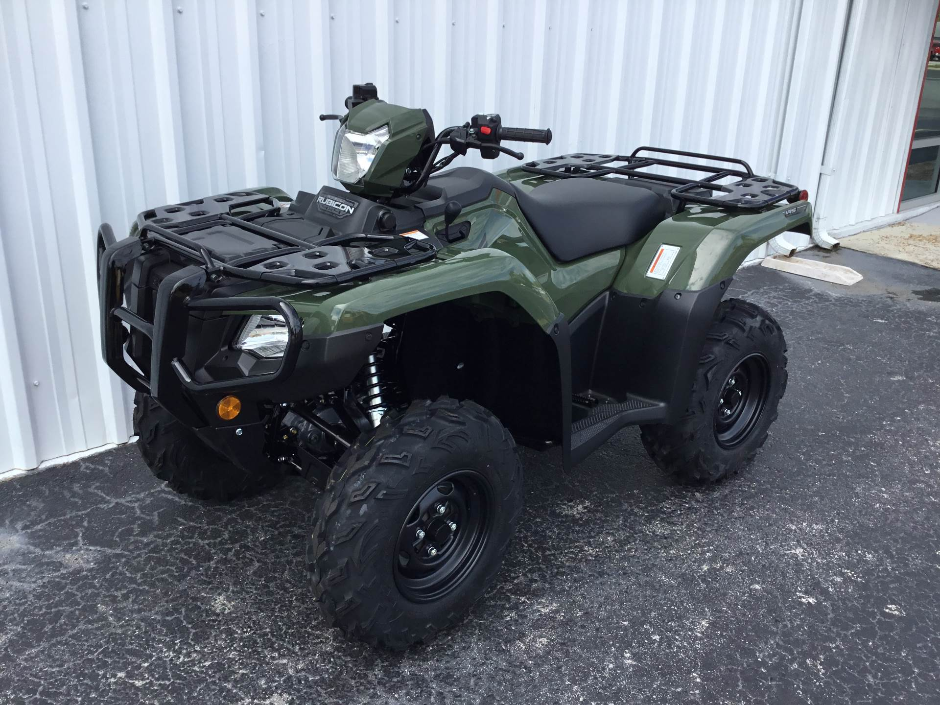 2020 Honda FourTrax Foreman Rubicon 4x4 Automatic DCT EPS in Hudson, Florida - Photo 5