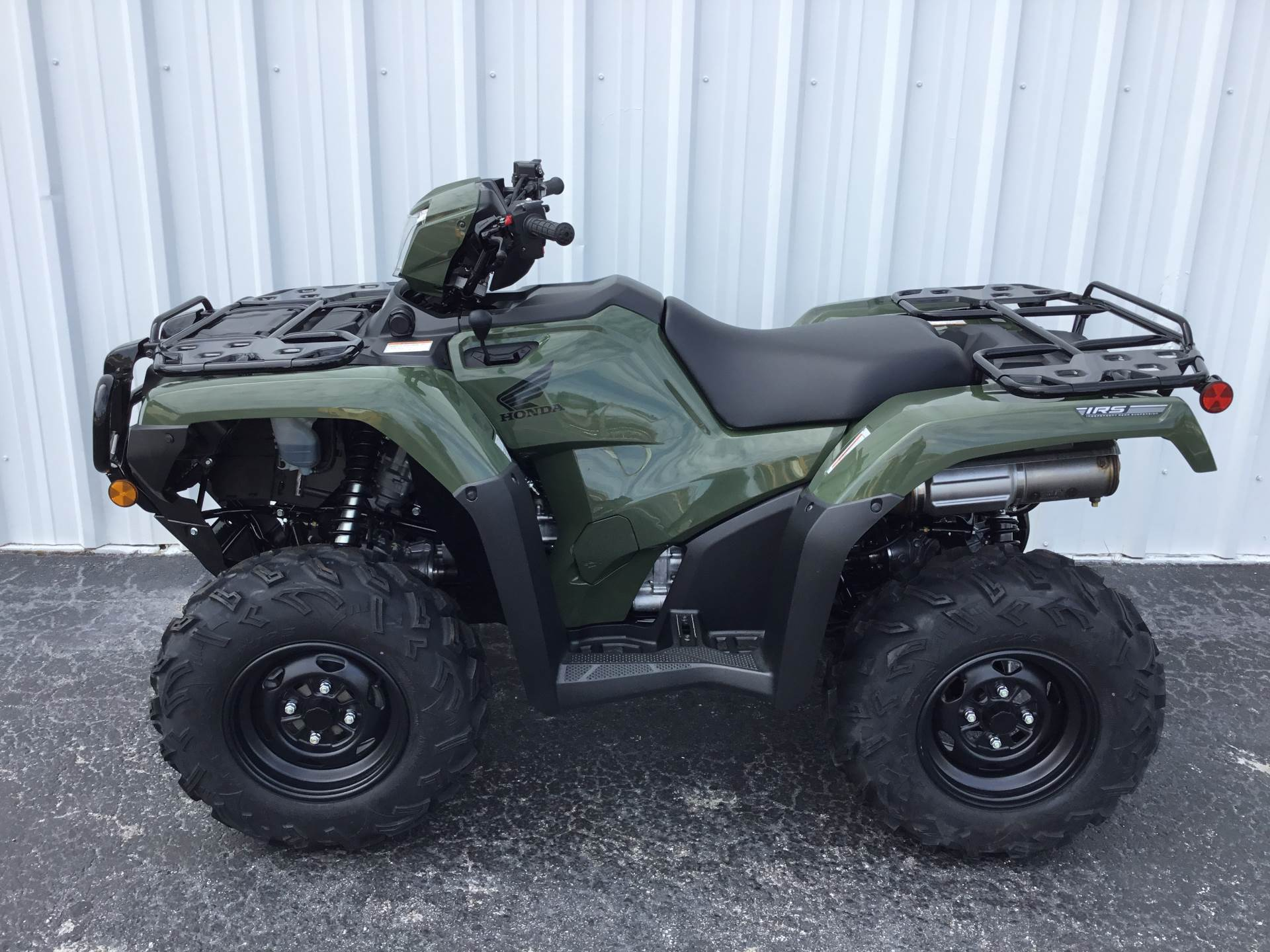 2020 Honda FourTrax Foreman Rubicon 4x4 Automatic DCT EPS in Hudson, Florida - Photo 6
