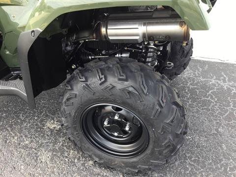 2020 Honda FourTrax Foreman Rubicon 4x4 Automatic DCT EPS in Hudson, Florida - Photo 8