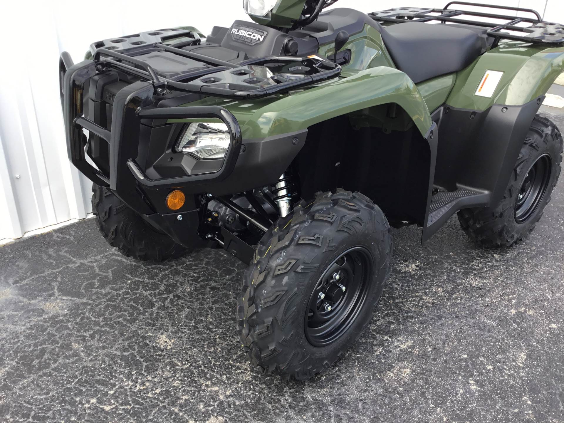 2020 Honda FourTrax Foreman Rubicon 4x4 Automatic DCT EPS in Hudson, Florida - Photo 9