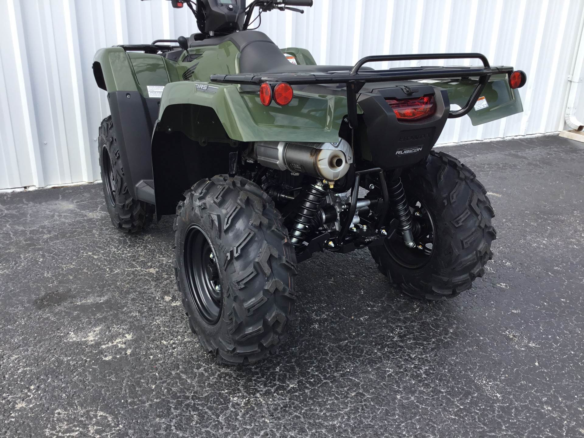 2020 Honda FourTrax Foreman Rubicon 4x4 Automatic DCT EPS in Hudson, Florida - Photo 12