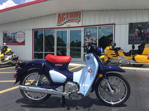 2019 Honda Super Cub C125 ABS in Hudson, Florida - Photo 1