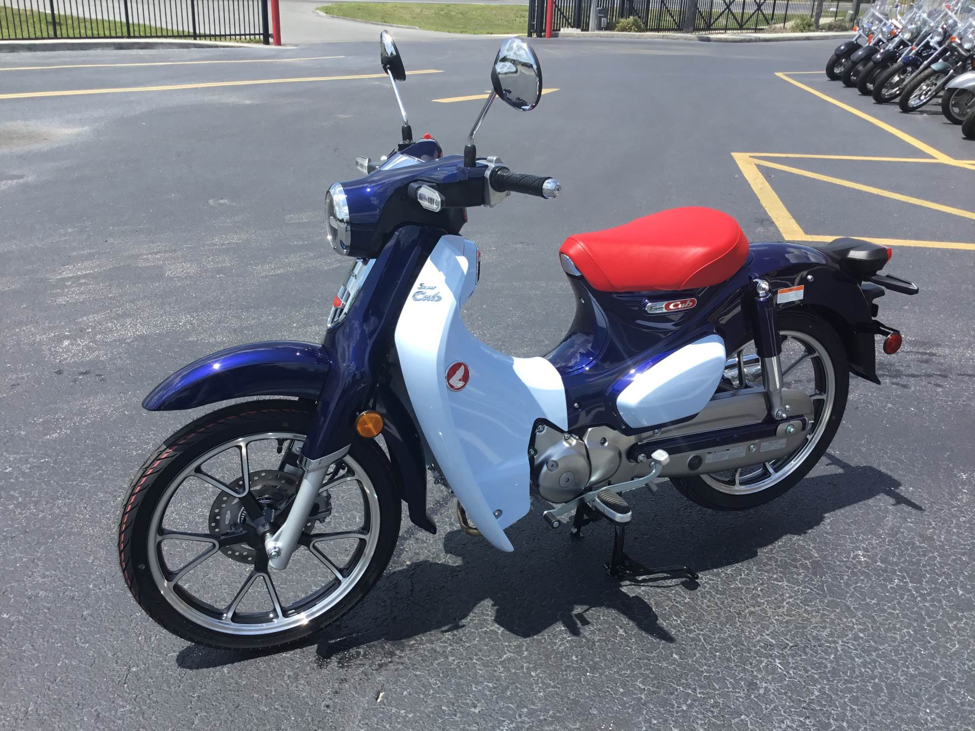 2019 Honda Super Cub C125 ABS in Hudson, Florida - Photo 3