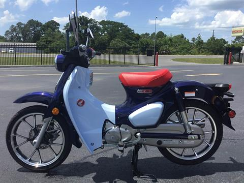2019 Honda Super Cub C125 ABS in Hudson, Florida - Photo 4