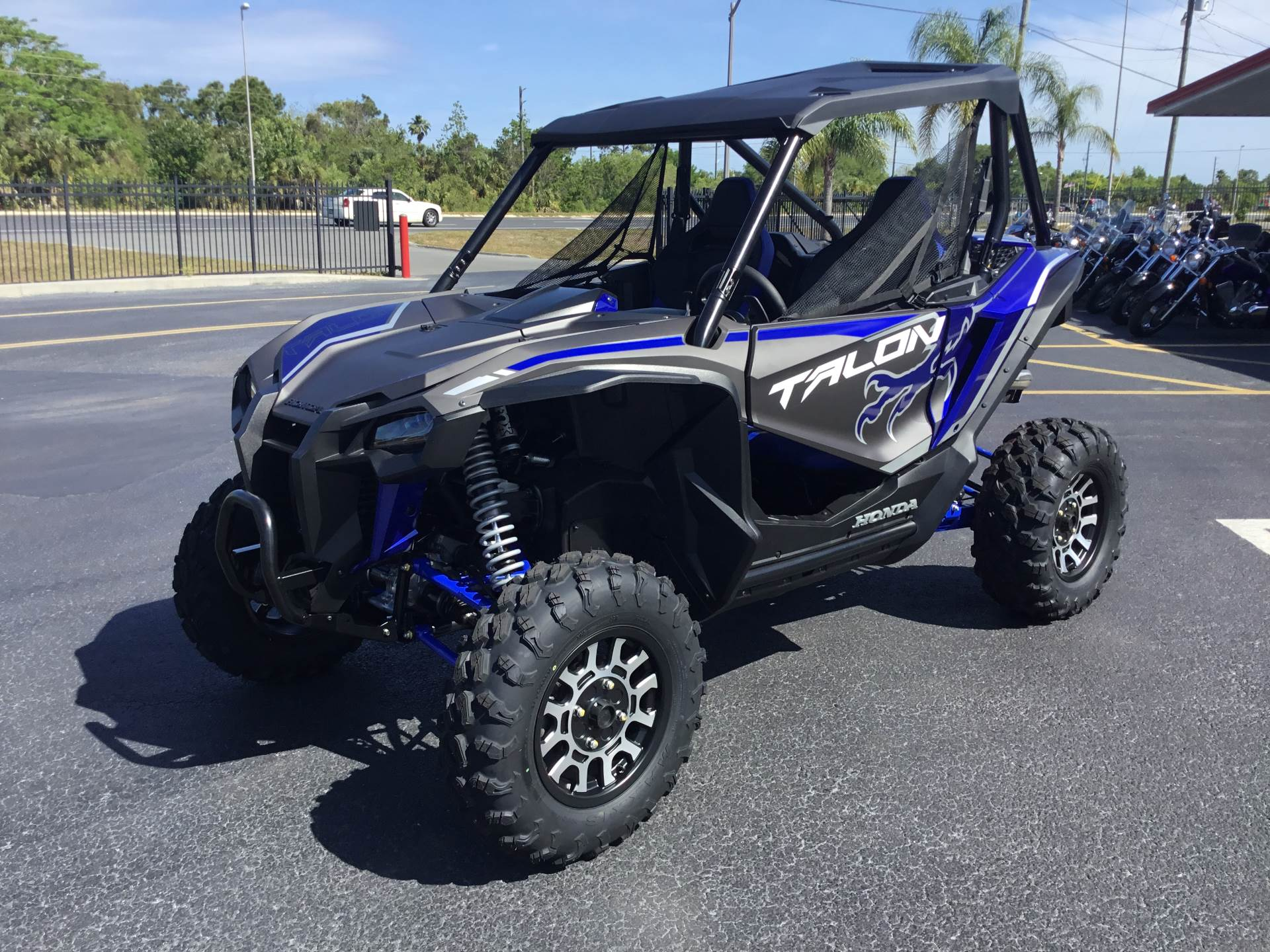 2019 Honda Talon 1000X in Hudson, Florida - Photo 3