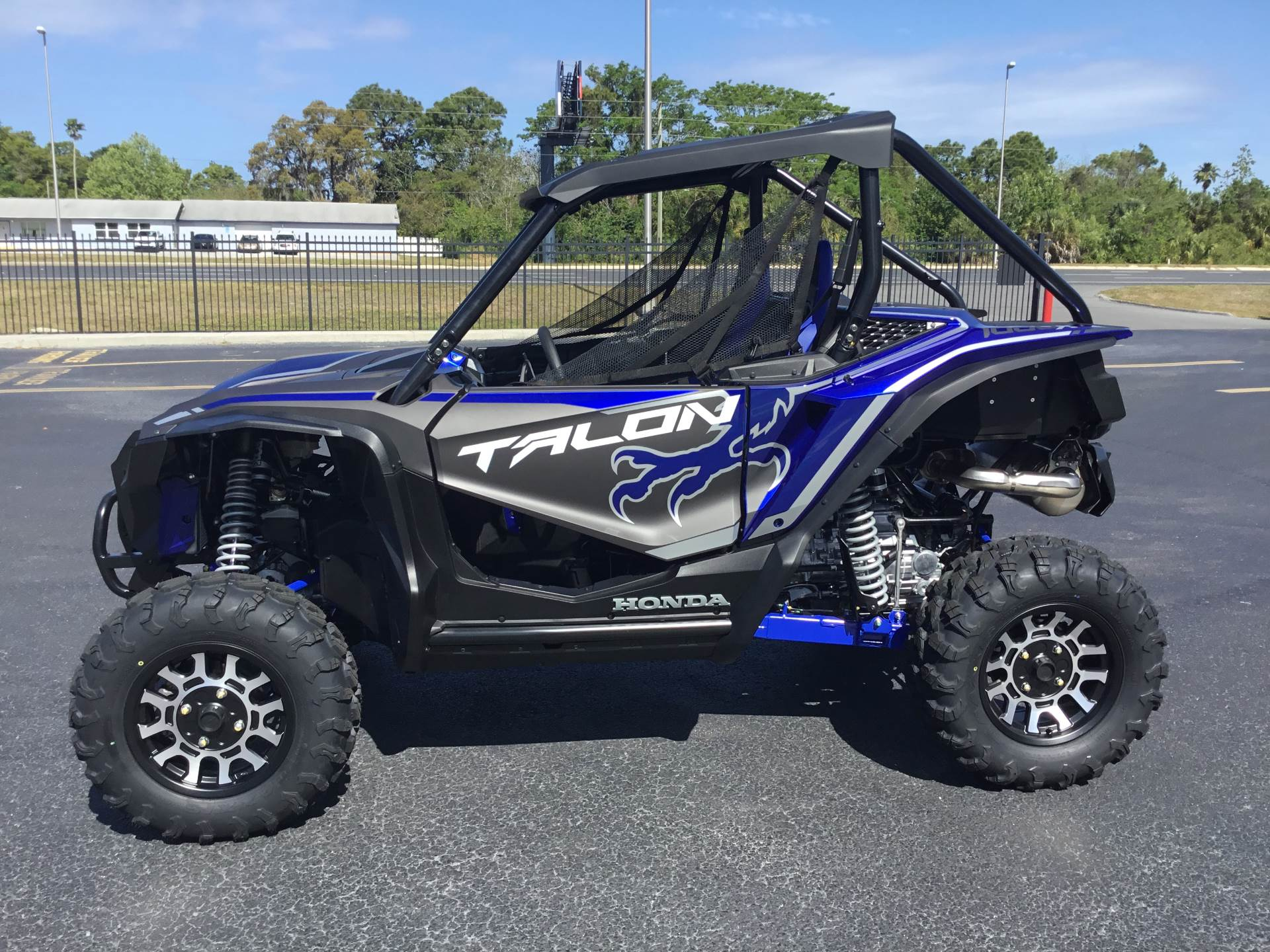 2019 Honda Talon 1000X in Hudson, Florida - Photo 4