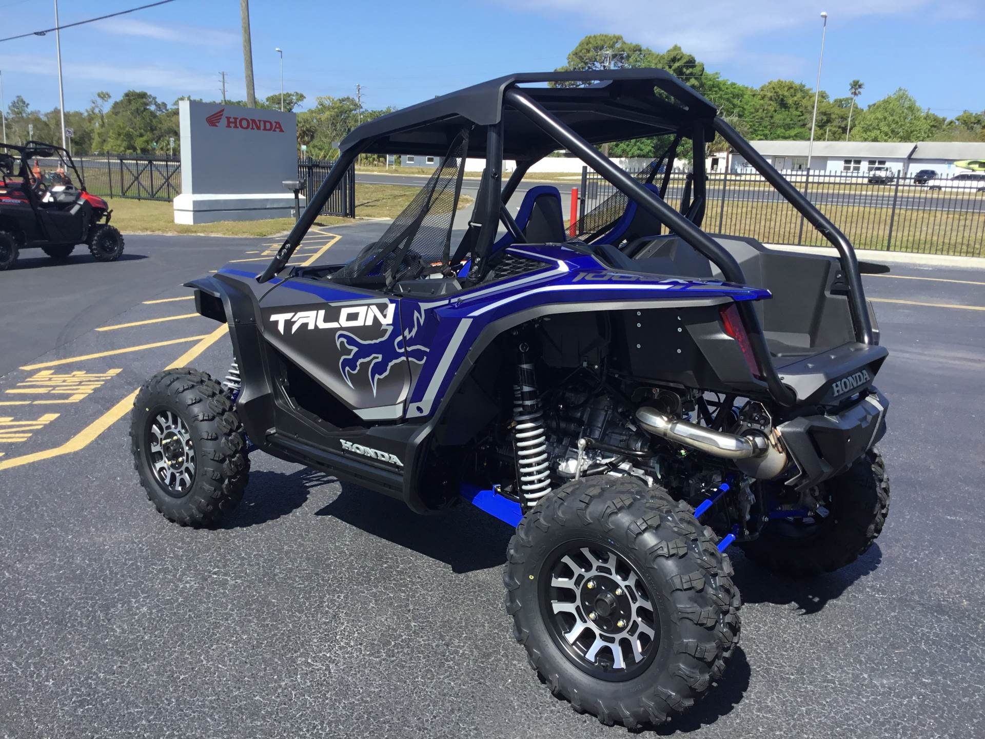 2019 Honda Talon 1000X in Hudson, Florida - Photo 5