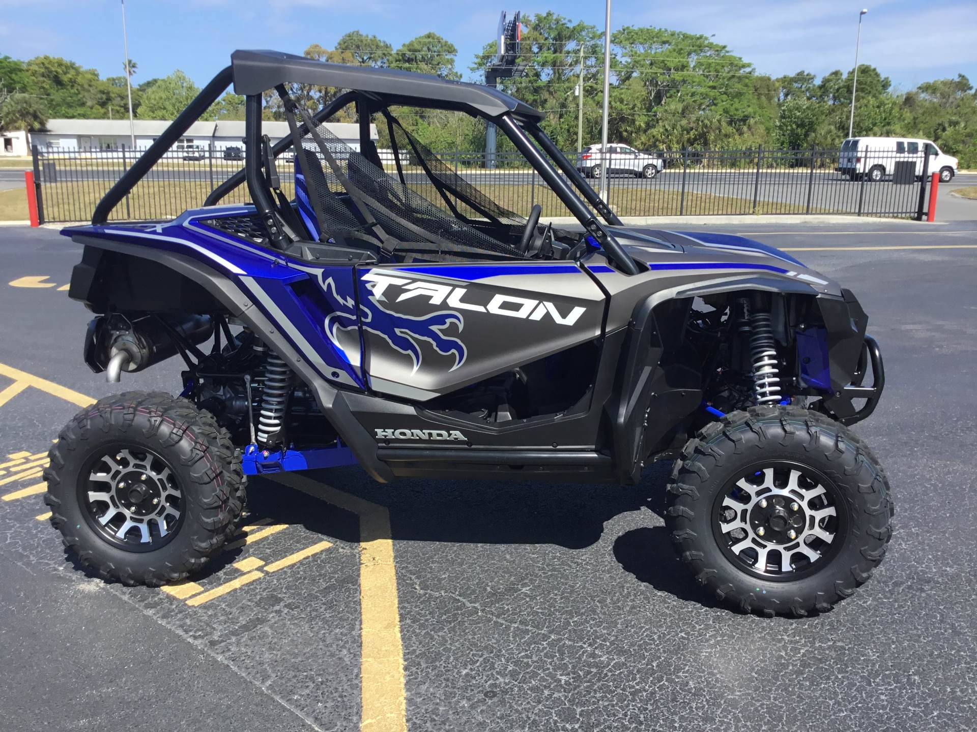 2019 Honda Talon 1000X in Hudson, Florida - Photo 9